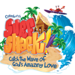 Surf Shack Vacation Bible School Logo